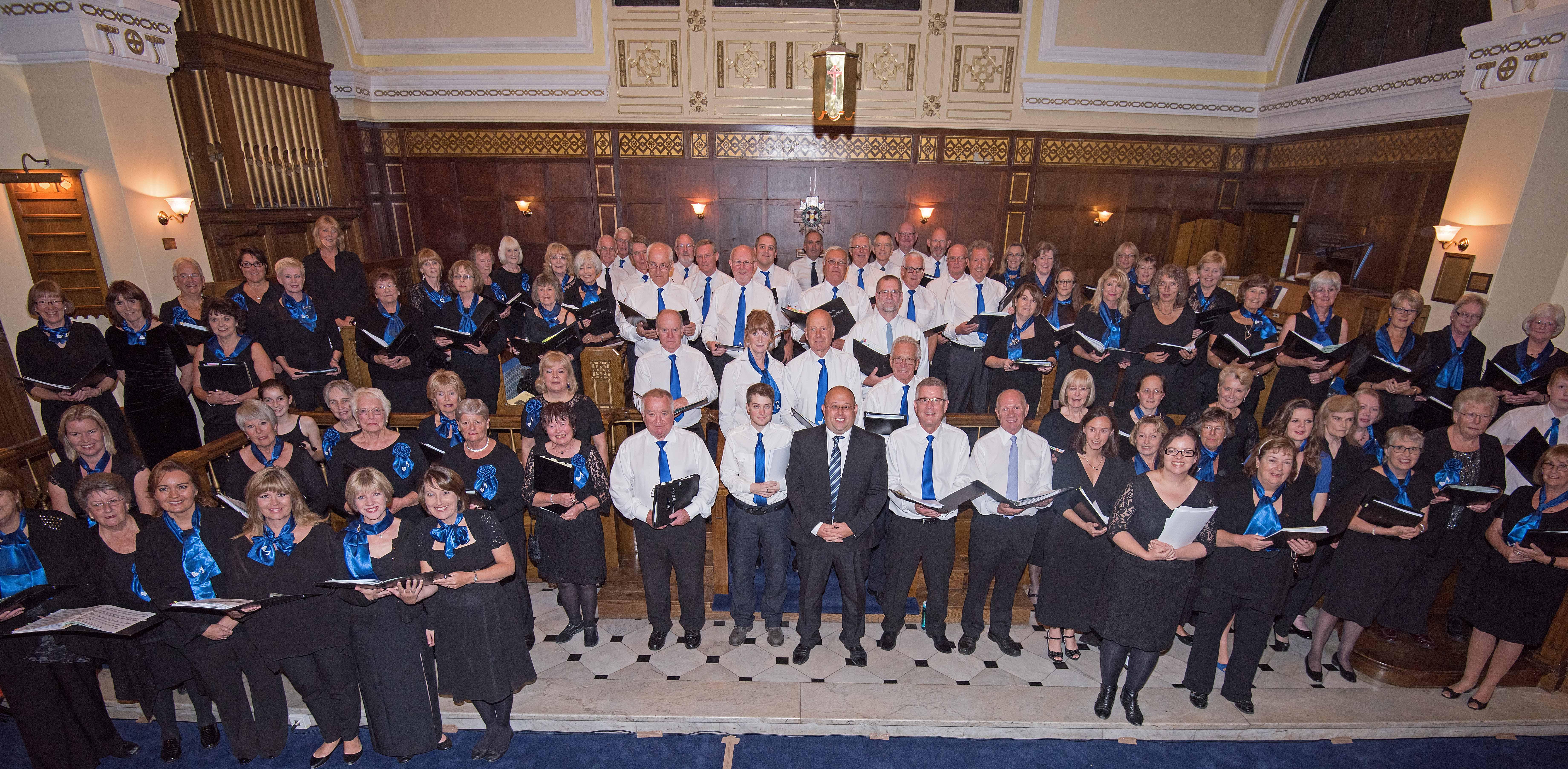 Lytham Community Choir Concert – Fairhaven United Reformed